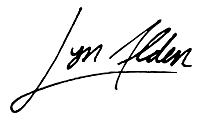 Lyn Alden Signature