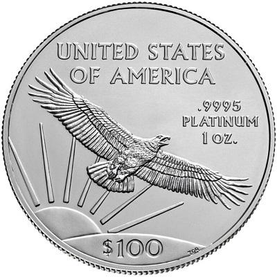 Platinum Coin Example