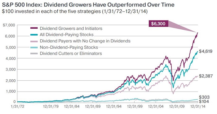 Dividend Growth Example