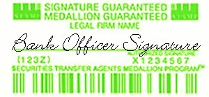 Medallion Signature Guarantees: What They Are & How to Get One