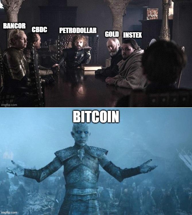Bitcoin Night King